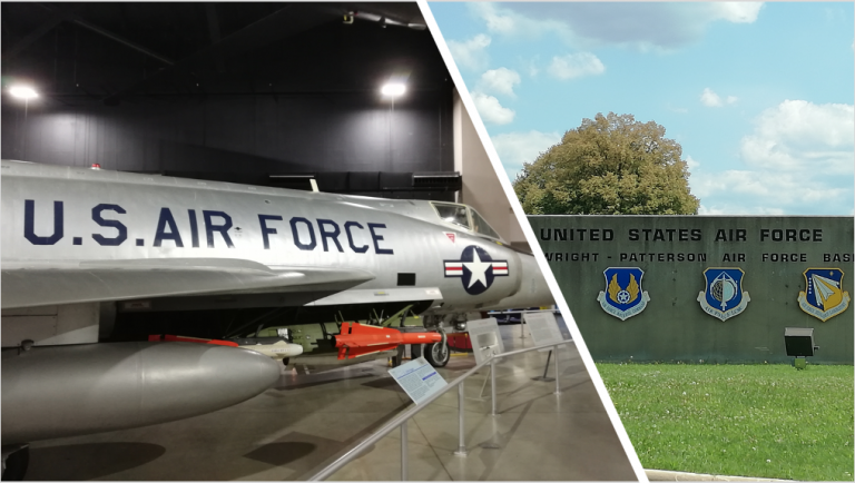 Research visiting, Wright-Patterson Air Force Base, Ohio – 2019